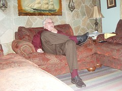 Poppa 006 (staggerlee1) Tags: people sitting grandfather grandpa sit granddad granddaddy seated poppa