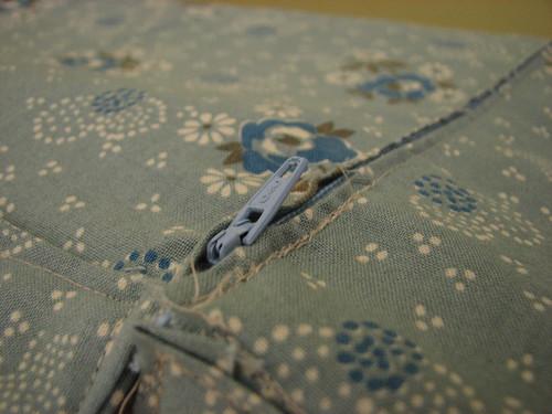 First zipper