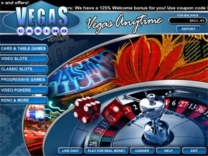 Vegas Casino Online Real Money
