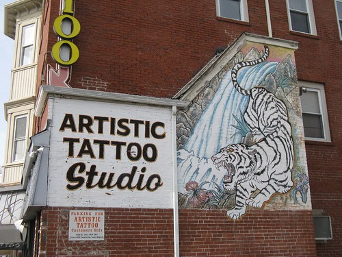 Artistic Tattoo Studio Federal Hill,