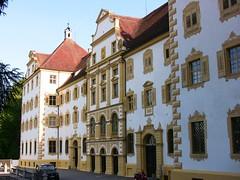 Schloss - Salem, Fassade (roba66) Tags: salem schloss bodensee badenwrttemberg schlosssalem imlndle roba66