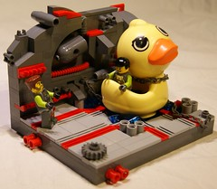 D.U.C.K (Bart De Dobbelaer) Tags: lego atlantis primo vignette clumsypete