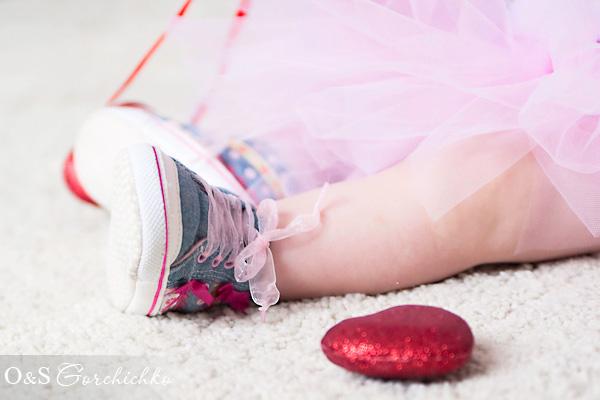 Гродно. Детская фотосессия. Олюшка балерина