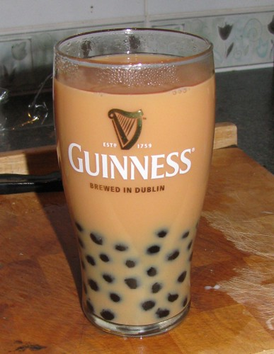 Bubble Tea Yorkshire Irish Style