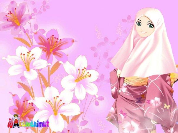 flower-girl-muslim-japan