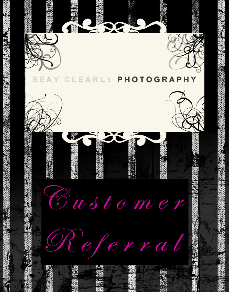 Customer Referral Cards [Front]