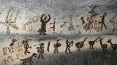 Cave paintings, Magura Cave