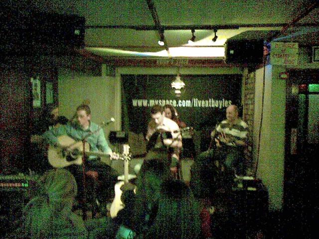 Wednesdays gang Boyles pub Slane by convex02l