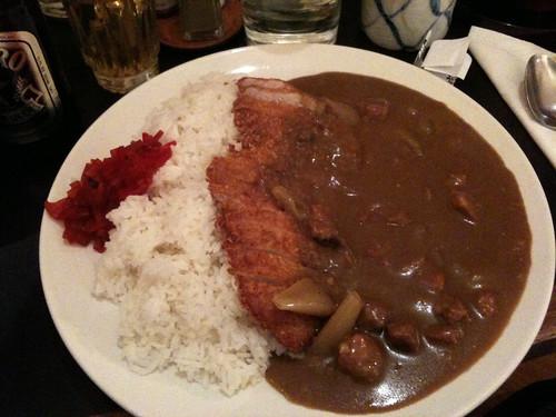 Katsu Curry Rice
