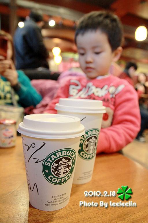 統一星巴克|台灣最高門市|南投清境下午茶