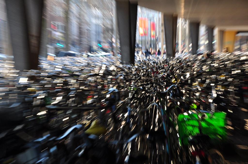 quantum leap into bikes