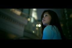 Blue (~Ken Tsang~) Tags: lighting street portrait hk face lady fun hongkong 50mm nicole bokeh candid cinematic d700 sigma50mmf14 hongkongwalk hongkongtalk nictay27