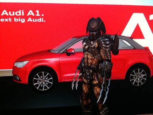 Audi predator