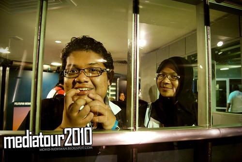 Media Tour 2010