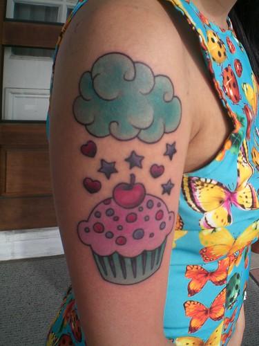New (First!) Tattoo