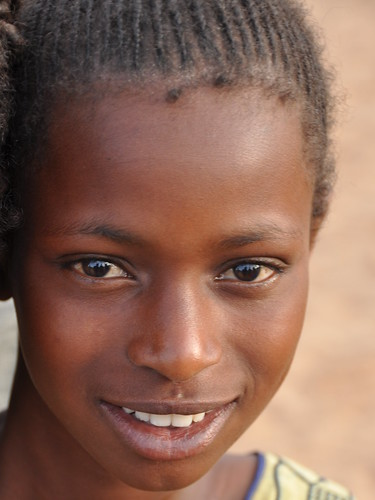 Pular girl: Mboro Nden