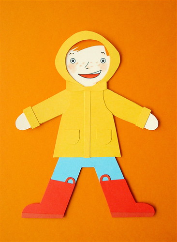 S Jane Craft Flat Stanley