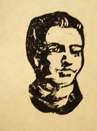 Joseph Smith potato portrait
