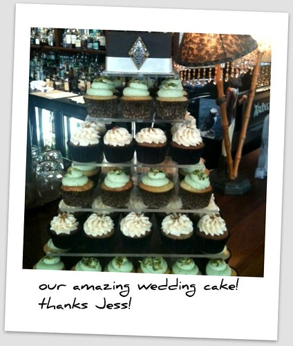 Our amazing wedding cakes!