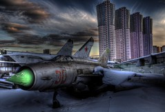 Forgotten Wings of Empire Mig 21 (Sergey_Milash) Tags: moscow aviation hdr mig mig21 mygearandme