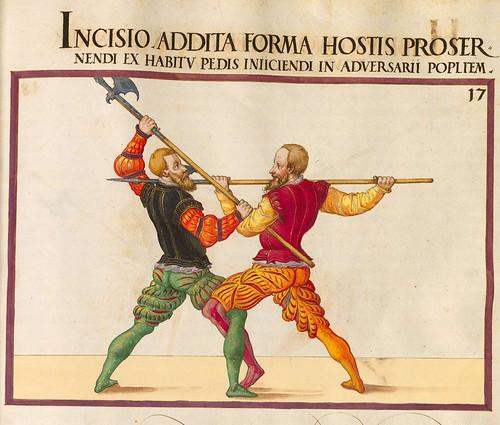 019-De arte athletica I- BSB-© Bayerische Staatsbibliothek