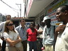 Rebeca Grynspan's visit to Port-au-Prince
