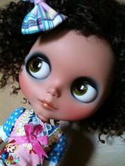 Nola, my HS custom by Gina (G♥baby)