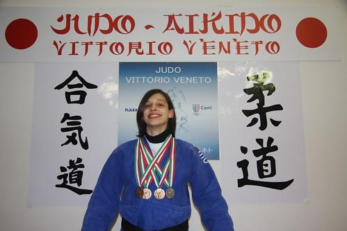 I medagliati Nazionali Campionato Italiano Juniores 2010