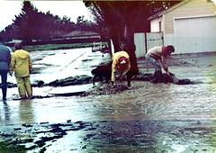 FLOOD_3 (etgeek (Eric)) Tags: permanentebypass creek muddywater carmelterrace blachschool 1983 flood losaltos losaltosfire lafd losaltospublicworks santaclaracountyfloodcontrol wash mud permanentecreek 9682742 altameaddrive