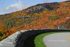 The Linn Cove Viaduct (Mark VanDyke Photography) Tags: magazine published blueridgeparkway picnik linncoveviaduct smokymountainliving