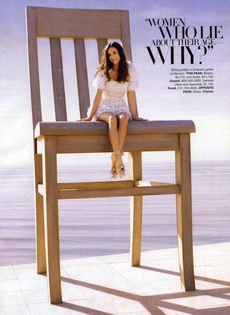 Harper's Bazaar US April 2010 5