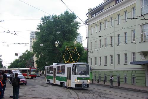 Moscow tram Tatra T7B5SU 7005 _20090613_064 ©  trolleway