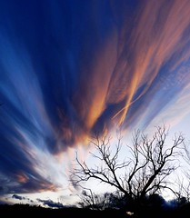 Sunset Voodoo Blues (Ph0tomas) Tags: sunset sky newmexico clouds landscape lumix 1001nights socorro flickraward updatecollection ucreleased