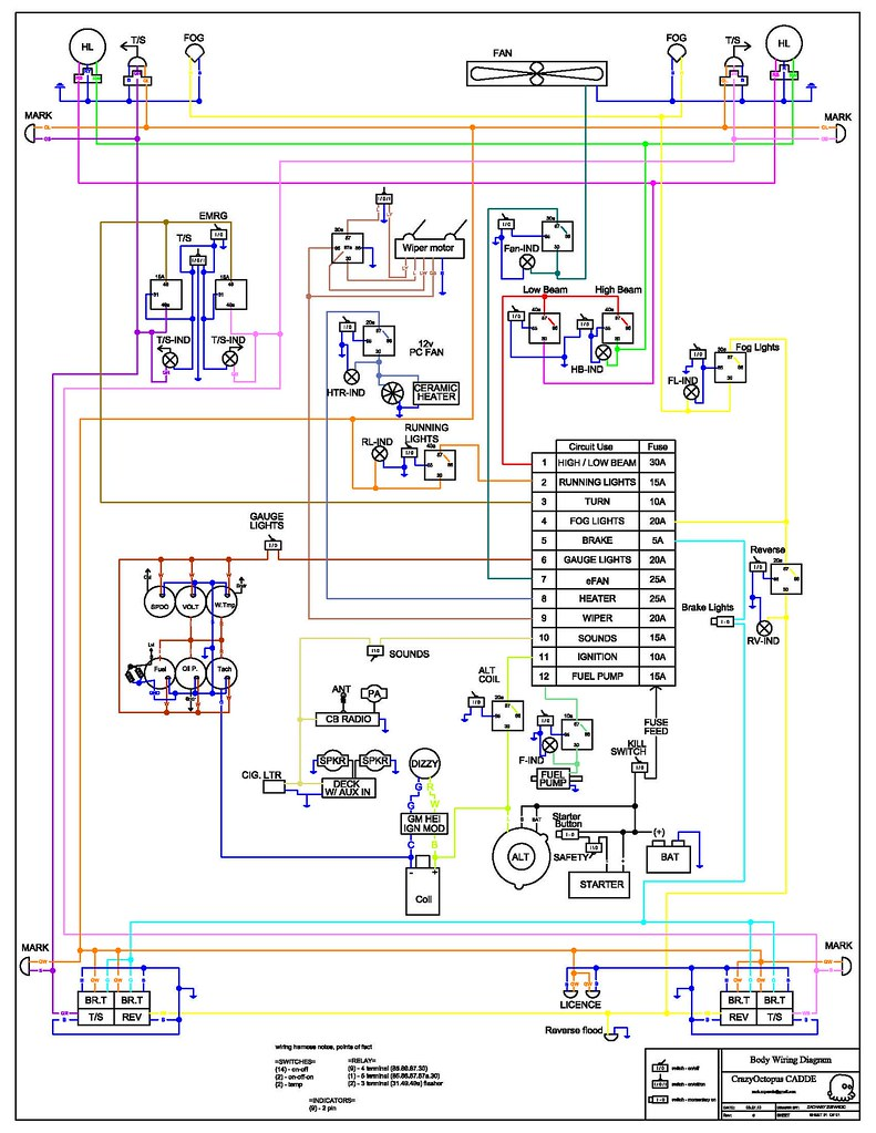 Working On A Wiring Diagram Ignition And Electrical Hybridz Firebird Dash Get Free Image About 4467690139 7f0cd8ce29 B
