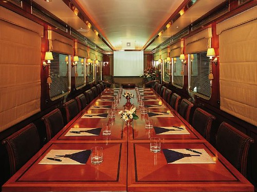 Blue Train (South Africa) - Conference Car