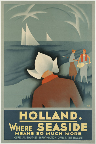 Holland. Where seaside means so much more