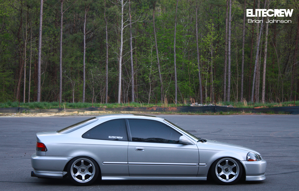One Clean Honda Civic | StanceNation™ // Form > Function