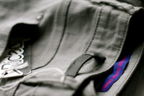 jeans hiatus sopping