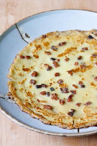 thin norwegian pancake_