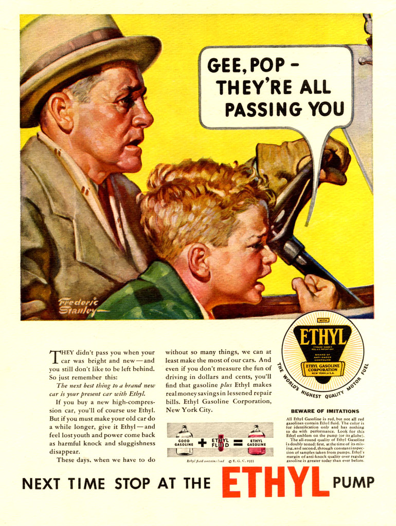 1933 ... pop is pooped!