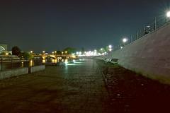 Far Lights (Horst Fellenberg) Tags: city light night licht long exposure nacht spuren trails stadt langebelichtung