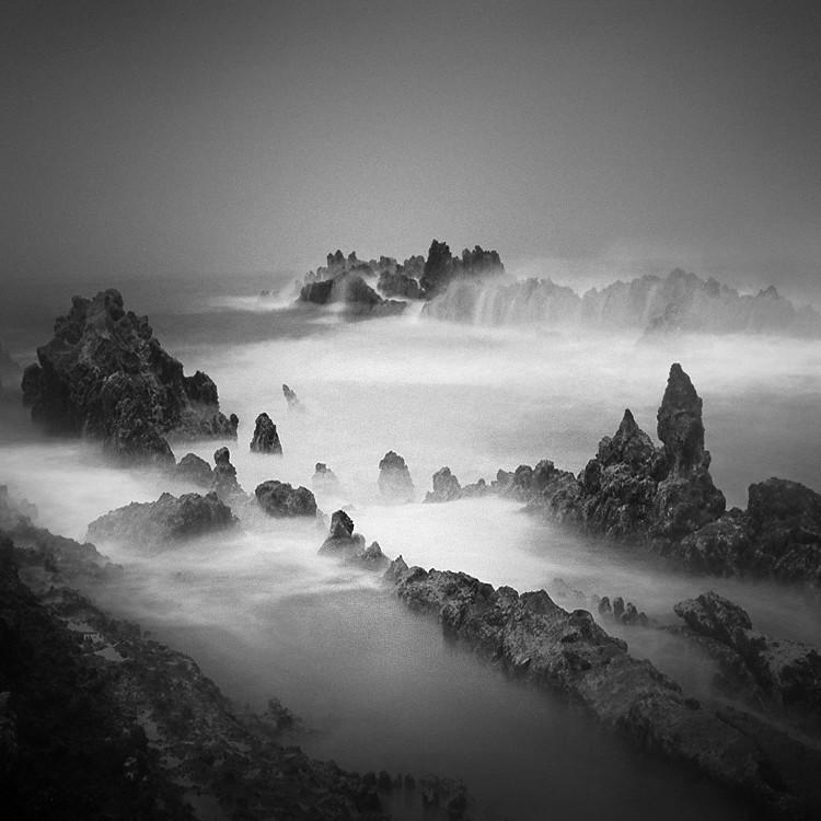 Genesis Hengki Koentjoro Tags Ocean Sea White Black Beach Water Beauty Mystery Indonesia