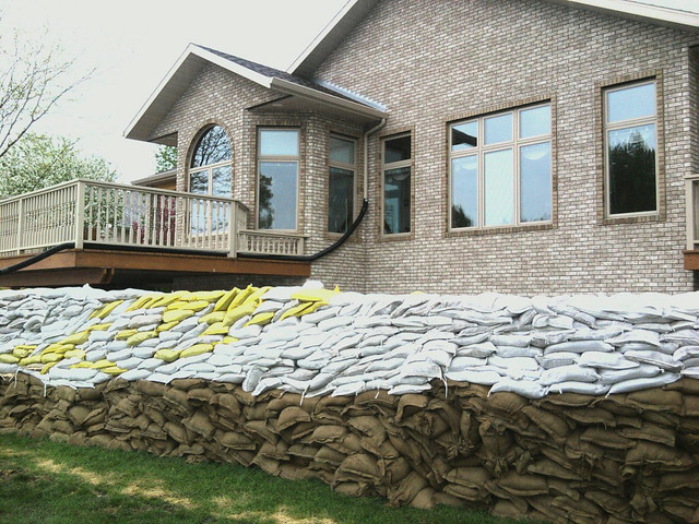 Bismarck Flood Efforts
