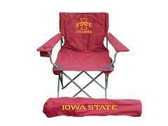 Iowa State TailGate Folding Camping Chair