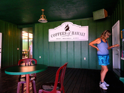 Coffees of Hawaii Cafe