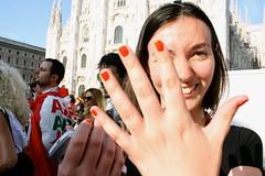 La festa in piazza Duomo - Coordinata