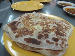 Roti Prata - Geylang, Singapore