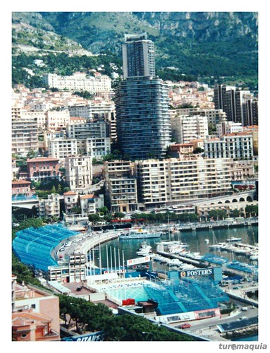 Mônaco, Formula 1