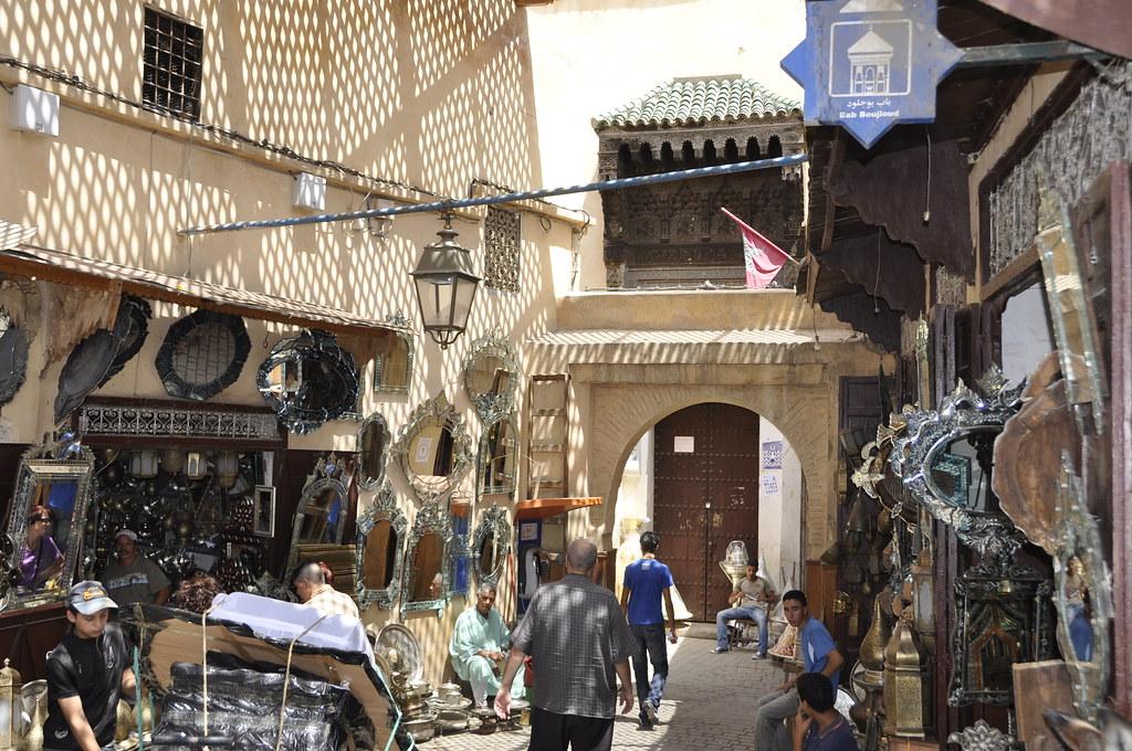 صور جميلة لمدينة فاس تذكر بما كانت عليه الأندلس 4041443351_84c76a6c3