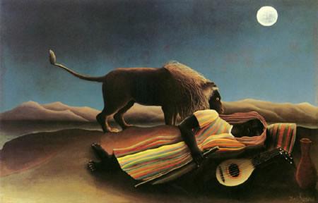 西洋油画抽象派名画欣赏